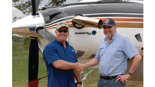 Blackhawk Delivers Africa's First Cessna 208B Caravan XP42A Upgrade