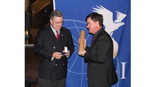 Mike Heuer Receives FAI Silver Medal