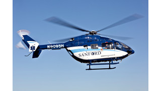 Metro Aviation, Inc. Completes First of Three EC145's for Sanford Health