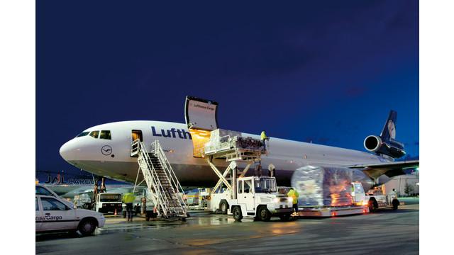Lufthansa Cargo Posts Record Tonnage In 2011