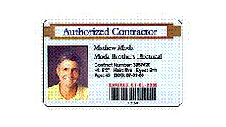 Employee ID Badge Printer Solution