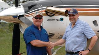 Blackhawk Delivers Africa's First Cessna 208B Caravan XP42A Upgrade