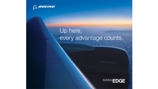 Boeing Edge Sets New Standard for Aviation Services and Support