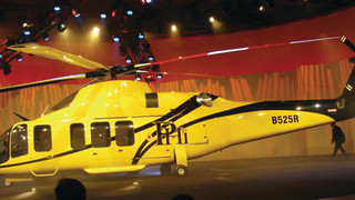 """Bell Helicopter Introduces the 525 """"Relentless"""" Helicopter"""