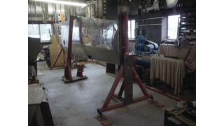 Wing Repair Jigs