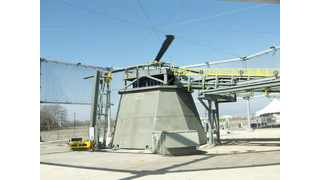 Sikorsky Aerospace Services Opens Bi-Directional Whirl Tower for Rotor Blade Balancing