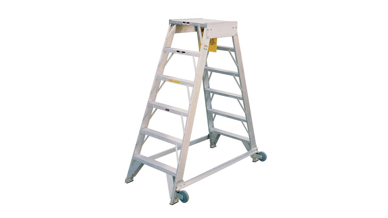 New Ground Maintenance Ladder Aviationpros Com