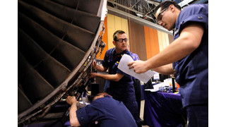 Flight Mechs Soar In Skills Competition