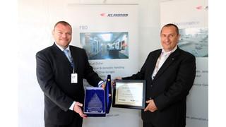 Jet Aviation Dubai FBO receives Jeppesen Handler of the Year award