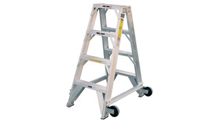 Wheel Well Ladders
