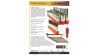 CribMaster Announces RFID-embedded Hand Tools for High Accountability Requirements