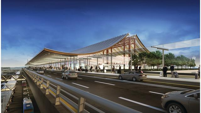 Airport Terminal Design Includes Culture Integration