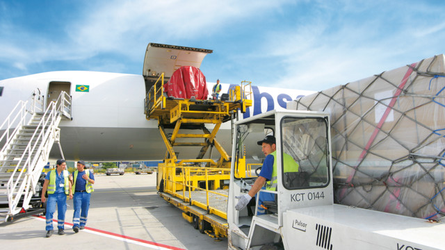 """Frankfurt Rated """"Europe's Best Cargo Airport"""" Among Hubs Handling Over 1 Million Metric Tons"""