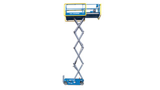 Aviation Scissor Lift