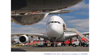 New Aircraft Materials Put Ground Support Procedures To the Test
