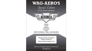 Wag-Aero Offers Special Edition Aeronca Catalog