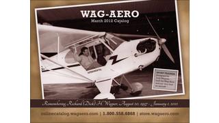 Wag-Aero's Tribute to Dick (Richard) Wagner