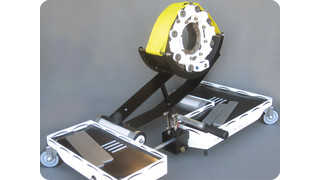 Hydraulic Wheel Dolly and Brake Attachment