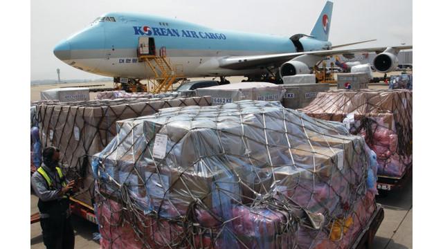 Incheon International Airport Expands Cargo Capabilities
