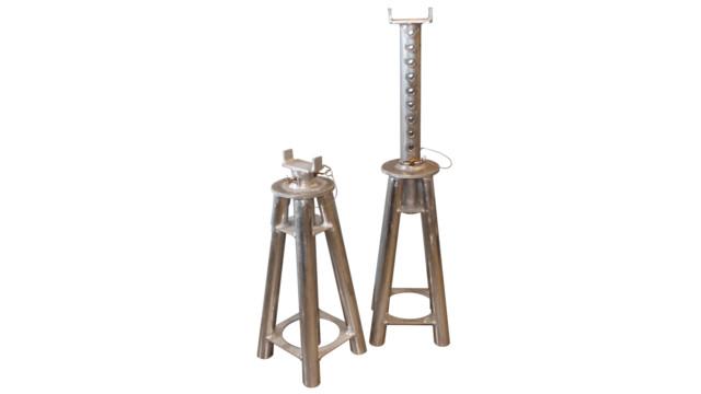 Jack Stand Designs : Aluminum jack stand ton aviationpros