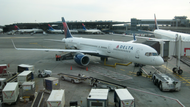 Delta 'back on its feet' after some 2000 cancellations