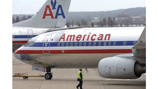Mechanics Union Works On Side Deal With American Airlines