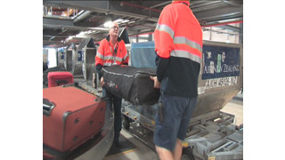 Aviation Ground Handling Films Employees Lifting The Right Way