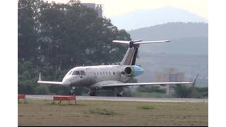 Legacy 500 Completes Ground Vibration Tests
