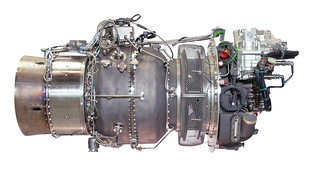 Turbomeca (Safran group) Presents the Ardiden 3G Engine for the Ka-62 Helicopter