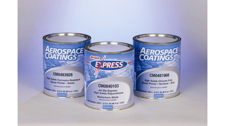 Sherwin-Williams Aerospace Jet Glo Express Achieves Fifth Complete System With SAE AMS 3095 Certification
