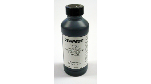 Tempest Introduces Newly Formulated T556 Spark Plug Thread Lube Anti-Seize