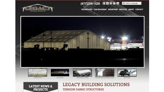 Legacy Building Solutions Launches New Website