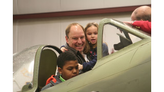 New England Air Museum to Hold Open Cockpit Event On Father's Day, Sunday June 17