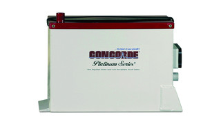 High capacity battery for helicopters