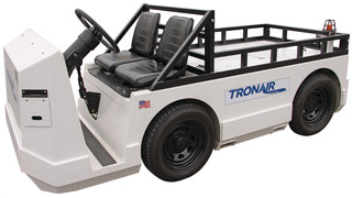 Electric Baggage/Tow Tractors
