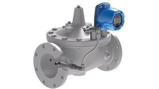 Flow metering valves