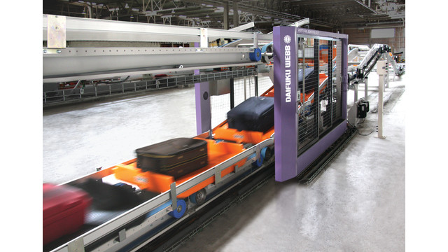 Baggage Tray System