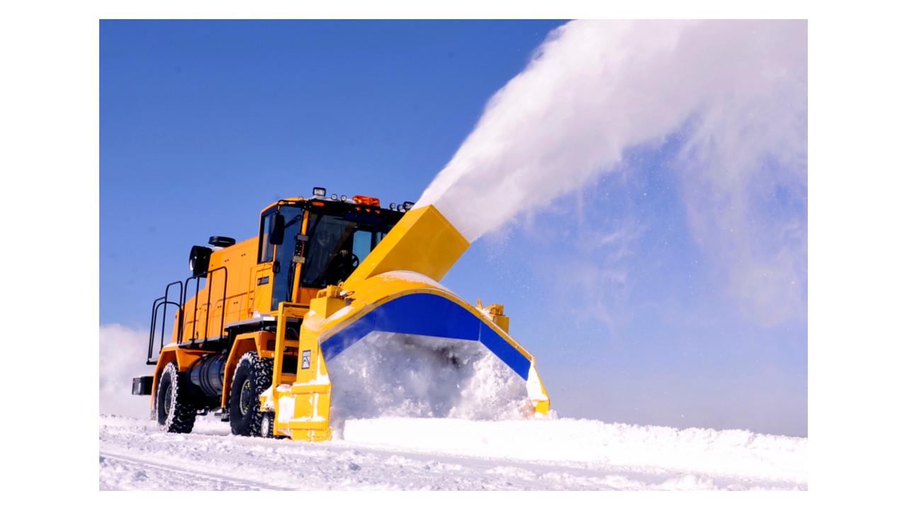 Wausau Bab High Speed Runway Snow Blower Aviationpros Com