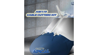 DART Helicopter Services Announces FAA Approval for Apical's Cable Cutters Kit for the A119/AW119MKII