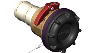 Coupling For Military Refueling