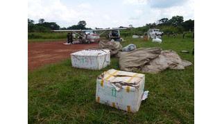 Mission Aviation Fellowship Uses New Congo Airstrip to Combat Malaria