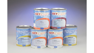 Sherwin-Williams Aerospace Coatings' SKYscapes Meets SAE AMS-3095 Certifications