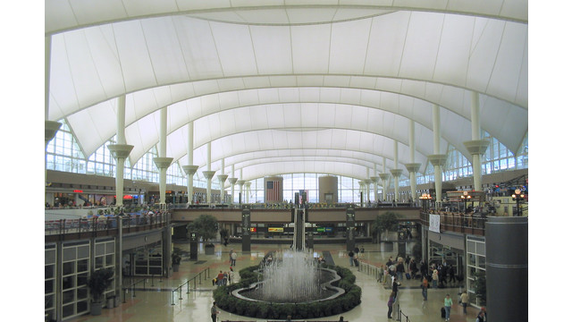 Clear Channel Airports Signs 10-Year Contract With Denver International Airport