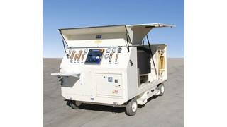 Coolant Service Cart