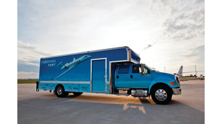 Gulfstream Launches Field And Airborne Support Team (FAST) Mobile Maintenance Vehicle