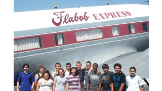 Flabob Airport Makes Strong Showing at AirVenture