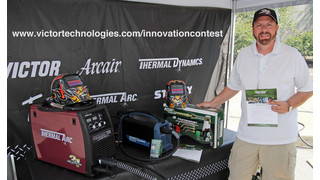 """Victor Technologies Launches """"Innovation to Shape the World"""" Contest for Welding Students and Schools; More Than $30,000 in Prizes Available"""