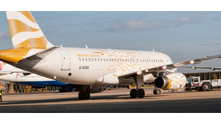 PPG Aerospace Goes for Gold With British Airways' Olympics Livery