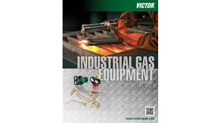 Victor 2012 Industrial Gas Equipment Catalog Now Available Online