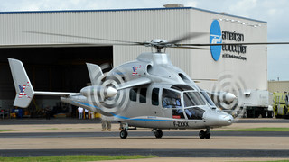 Eurocopter's Revolutionary X3 Helicopter Begins its U.S. Tour in Texas